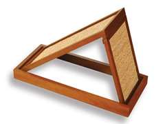 Cat Scratching Platform - Cherry