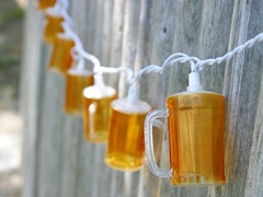 Beer Stein String Lights