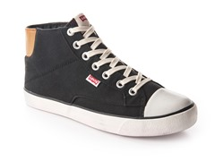 Levi's Louisiana High Tops, Black