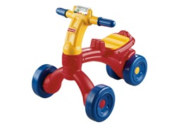 Fisher-Price Ready Steady Ride-On