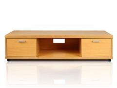 "Nihon TV Stand for 52"" TV Light Cherry"