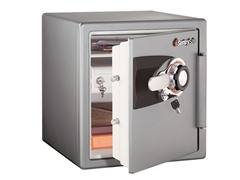 Sentry Safe Combination Fire-Safe Gray 1.2 cu.ft.