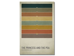 Princess and the Pea - 2 Sizes