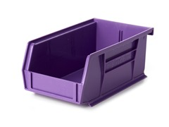 "7"" x 4"" x 3"" Bin - Twenty-four Pack"
