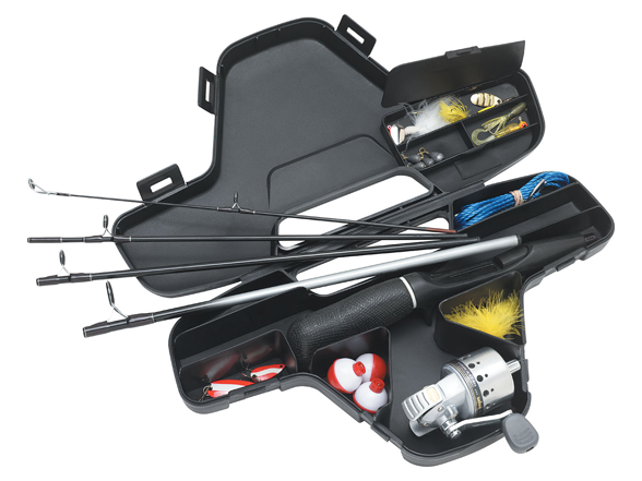 daiwa mini cast travel fishing kit