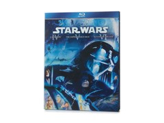 The Original Trilogy (Ep IV-VI) [Blu-ray]