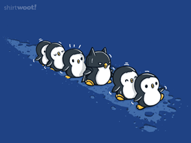 Not the penguin