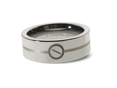Tungsten Screw Head Ring