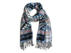 2-Pack Soft Hue Print Scarves