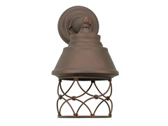 1-Light Outdoor LED, Old Bronze