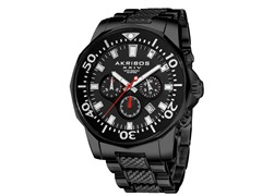 Stainless Steel Divers Chronograph