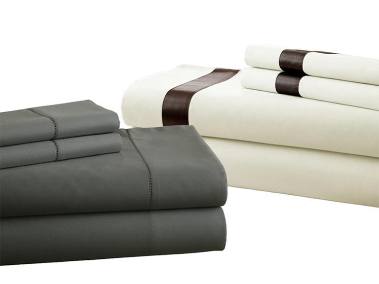 400TC 100% Cotton Sheets - Your Choice