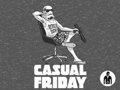 Casual Friday LW Zip Hoodie