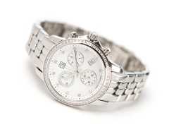 Ladies ESQ Luxe Mother of Pearl