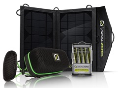 Goal Zero Rock Out Solar Kit with Guide 10 Plus