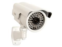 Weatherproof 650TVL Cam w/ 150' Night Vision