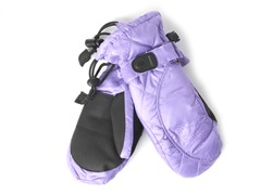 Gordini Kid's Down Mittens - Purple XXS
