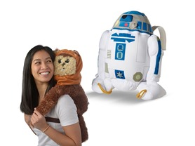 Star Wars Backpack Buddies 3-Choices