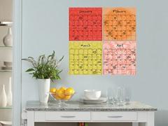 Carnivale 4-Piece Calendar Set
