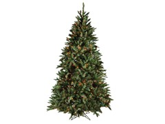 "Douglas Fir Tree 6'5"" Prelit Multi"