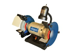 8-Inch Variable Speed Bench Grinder