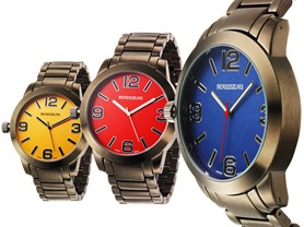 Rousseau Men's Conrad Watch - 3 Colors