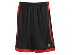 Fila Basketball Shorts - Black 14/16