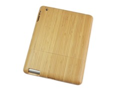 Bamboo Case for iPad 2
