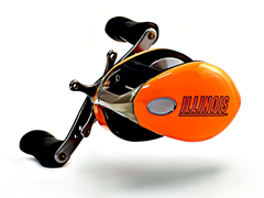 Univ. of Illinois Baitcasting Reel