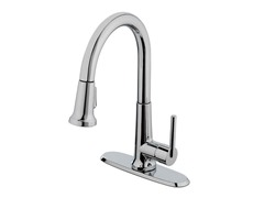 Ancona Kitchen Faucet, Chrome