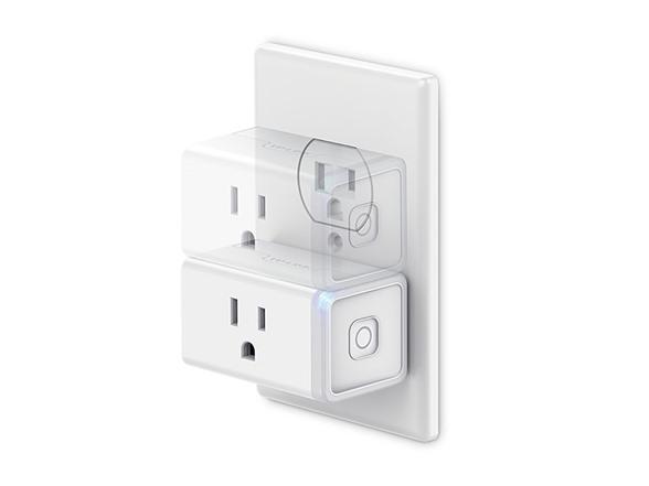 Tp-link Kasa Smart Wifi Plug Mini (2-pack) on sale