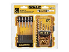 DEWALT 50-piece Drill/Driving Kit