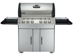 Mirage Grill, 605 in² with Side Burner