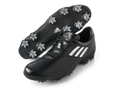 adidas Adizero Shoes- Black/White/Black