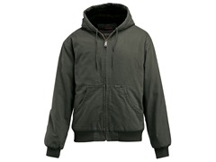 Finley Jacket - Dark Olive
