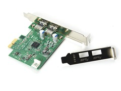 Iomega USB 3.0 PCI Express Card Adapter