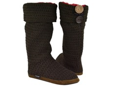 MUK LUKS® Button Cuff Boot - XL