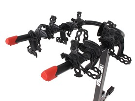 KingPin 4-Bike Hitch Rack