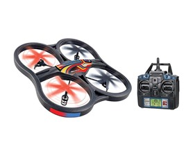 World Tech Toys Panther SPY Drone UFO Video Camera