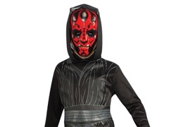 Star Wars Sith Lord Darth Maul Dress Up