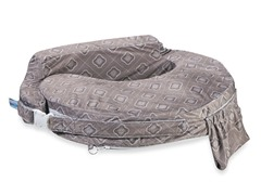 Deluxe Nursing Pillow - Moroccan Moon