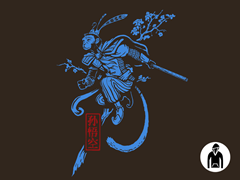 Sun Wukong Pullover Hoodie