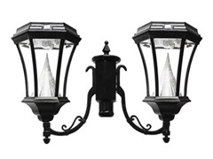 2 LED Lanterns on 3-Inch Fitter