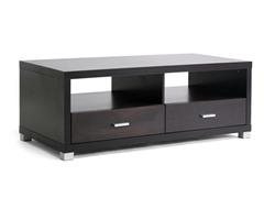 Baxton Derwent TV Stand w/Drawers