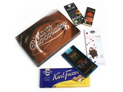 Chocolate Bars of the World Gift Box