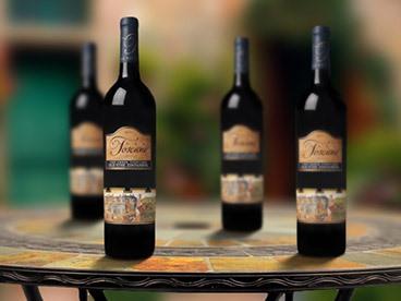 Villa Toscano Zinfandel Mixed 4-pack