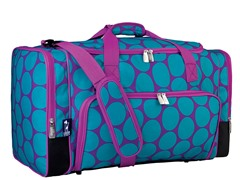 Wildkin Weekender - Big Dot Aqua