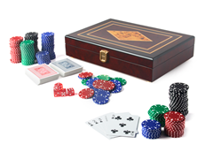 Executive Poker Set