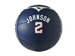 Atlanta Hawks Joe Johnson Full-Size Ball