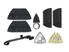Sanding and Polishing Kit for Sonicrafter Tool